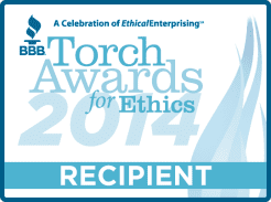 BBB Torch Award for Ethics